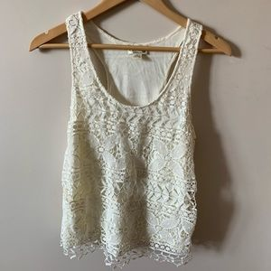 Anthropologie perfect condition tank